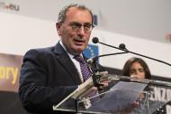 Director General de Cooperación Internacional y Desarrollo de la Unión Europea, Stefano Manservisi.