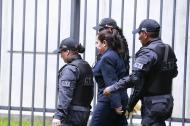 La exdirectora del DAS, María del Pilar Hurtado.