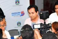 Juan Esteban Gil, director de Invías.