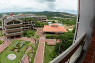 Panorámica de la Universidad del Atlántico, sede norte.