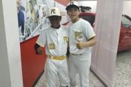 Carlos Miguel Villalobos y David Burgos Berdugo.
