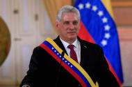 Miguel Díaz-Canel.