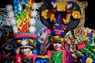 En el desfile de los niños participarán 226 agrupaciones infantiles.