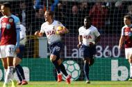 Kane regresa con su equipo luego de estar varias semanas fuera de las canchas por lesión.