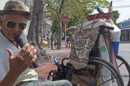 Rodolfo Puche Contreras, es conocido como el 'Rey de la vieja guardia'.