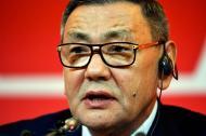 Gafur Rakhimov anunció el viernes su dimisión como presidente de la AIBA.