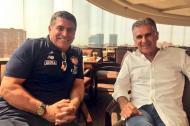 Luis Fernando Suárez y Carlos Queiroz.