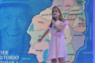 Elsa Noguera de la Espriella oficializó este martes su candidatura a la Gobernación del Atlántico.