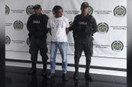 Didier Piñéres Redondo, alias el Gallito, capturado.