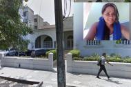 En la carrera 54 con calle 59 fue el último sitio donde fue vista Julieth Urueta Hernández.