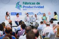 Lanzamiento de la estrategia Fábricas de Productividad en Barranquilla.