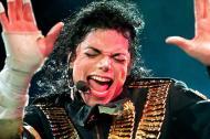 Michael Jackson en el 'Dangerous' tour en Singapur, 1993