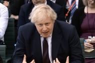 El excanciller Boris Johnson es el gran favorito en esta carrera.