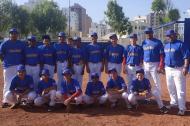 Integrantes de la Selección Colombia  de béisbol que competirá en la Serie Latinoamericana.