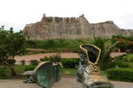 El Plan Especial de Manejo y Protección de las fortificaciones comenzó en octubre pasado.