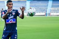 El lateral izquierdo samario Gabriel Fuentes retorna a la lista de convocados del Junior y será titular hoy ante Patriotas, en Tunja.