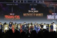 Panel de Marvel en Comic Con 2019.