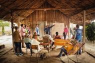 Reunión de la Asociación Nacional de Usuarios Campesinos de Sucre.