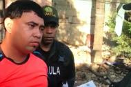 John Fredy Rodríguez Morales, alias Jhonky, capturado.