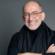 Diego Guanizo, diseñador de moda.