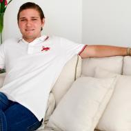 La visión determinista de un joven emprendedor