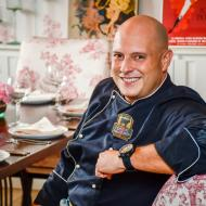 Iván Escobar asegura que cuenta con más de 20 años como chef profesional.