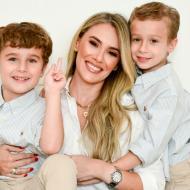 """""""El autismo me sacudió y mis hijos sacaron la mejor versión de mí"""""""