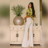 Fhiorella Contreras, la cartagenera que sueña con desfilar para Versace