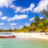 Punta Cana, un 'paraíso tropical' de descanso y aventura