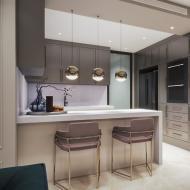 Cocinas modernas y abiertas