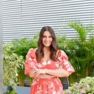 Jessica De la Peña, periodista y mamá