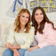 Lilian Díaz y Angely Jaramillo, creadores de la marca Lamore