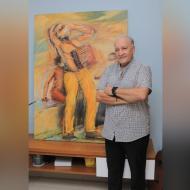 Efraín Quintero y el arte como vehículo para defender el folclor