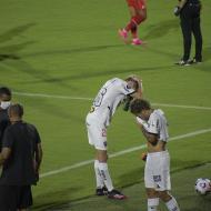 Las imágenes que deja el encuentro entre Atlético Mineiro y América de Cali