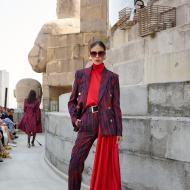 Postales que deja el 'Fashion week' de México