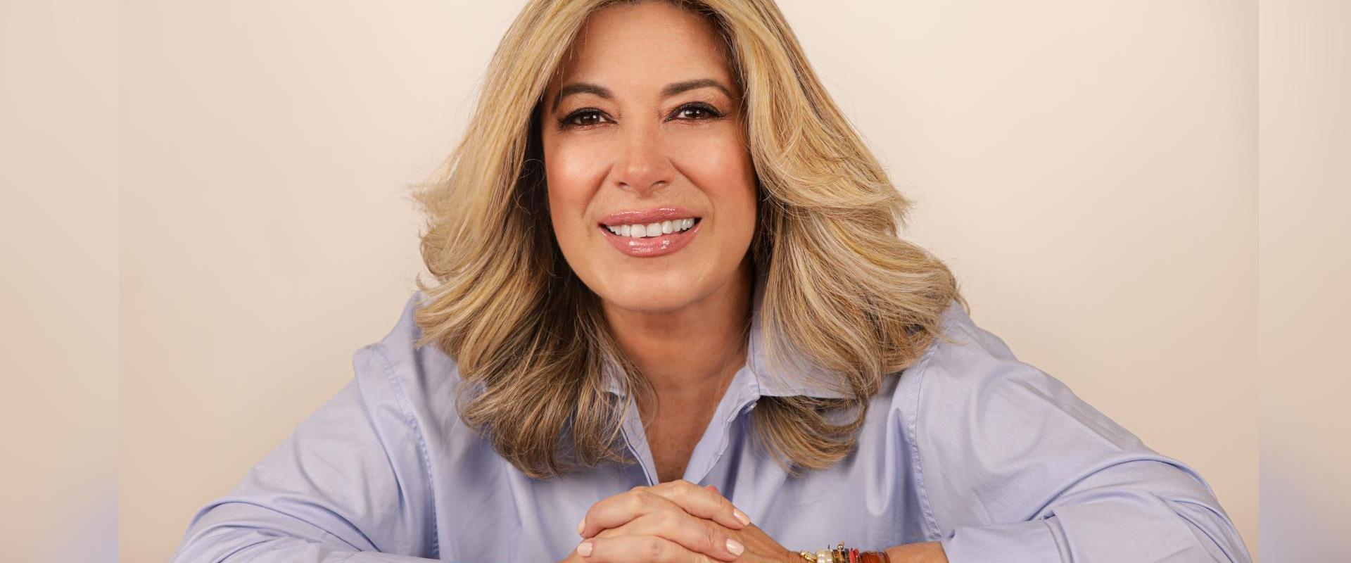 En febrero Luz María publicó su tercer libro llamado 'El arte de no quedarse con las ganas'.