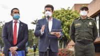 Mindefensa anuncia proyectos de reforma a la Policía