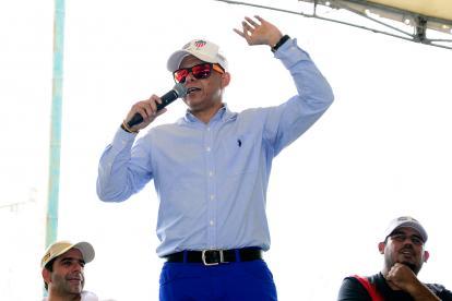 Iván René Valenciano.