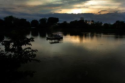 El río Sinú sigue siendo un referente del desarrollo de Montería, por ello impulsan la ampliación de la ronda del Sinú.