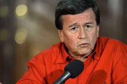 'Pablo Beltrán', jefe del equipo negociador del ELN.