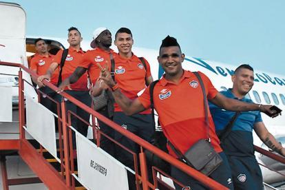Junior no utilizó la aerolínea LaMía en sus traslados a otros países durante la Copa Sudamericana.