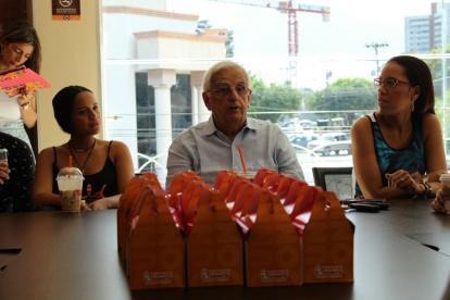 Miguel Merino, presidente de Dunkin Donut's.