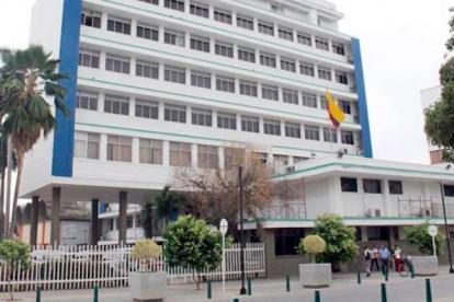 Fachada de la Gobernación del departamento de Córdoba.