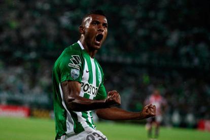 El cordobés Miguel Ángel Borja es uno de los cuatro costeños llamados a la Selección.