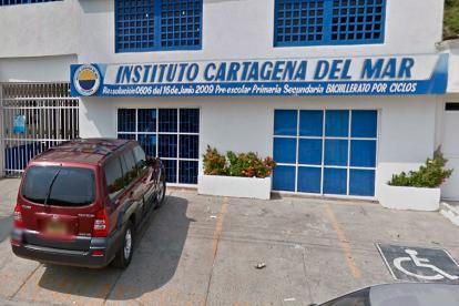 Este es el colegio que presuntamente impidió que el niño fuera matriculado.