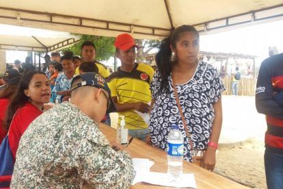 Jornada de Promesa Continua, el programa de atención a los indígenas wayuu.