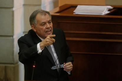 El exprocurador Alejandro Ordóñez.