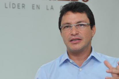 Carlos Caicedo.
