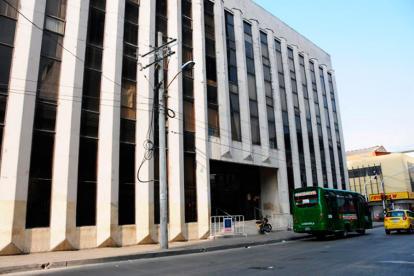 Sede de la Fiscalía seccional Atlántico.