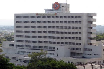 Hospital Universitario de Cartagena.